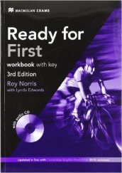 Ready for FCE. Workbook. With key. Per le Scuole superiori. Con CD Audio. Con e-book. Con espansione online