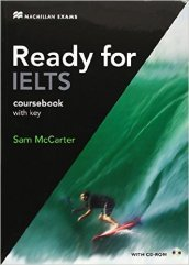 Ready for IELTS. Student