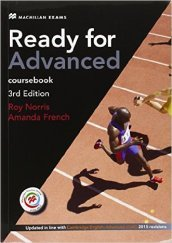 Ready for advanced. Student's book without key. Con e-book. Con espansione online. Con CD Audio. Per le Scuole superiori