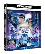 Ready player one (2 Blu-Ray)(4K UltraHD+BRD)
