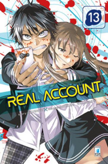 Real account. 13. - Okushou  