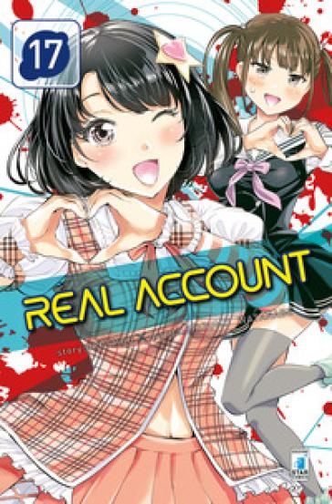 Real account. 17. - Okushou |