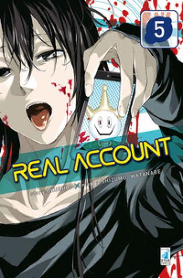 Real account. 5. - Okushou |