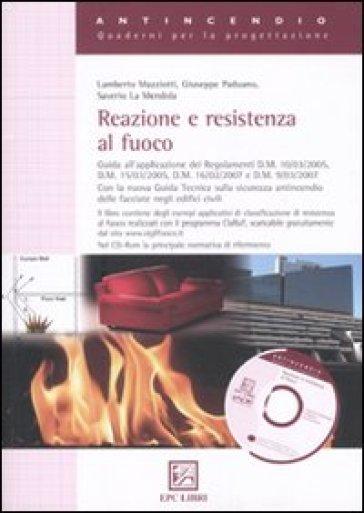 Reazione e resistenza al fuoco - Lamberto Mazziotti |
