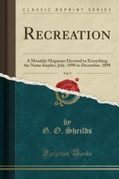 Recreation, Vol. 9