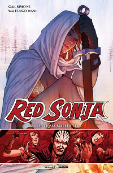 Red Sonja. 3: Che tu sia maledetta - Gail Simone | Ericsfund.org