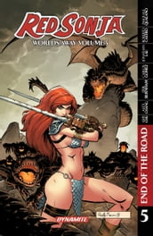 Red Sonja: Worlds Away Vol 5: End of the Road
