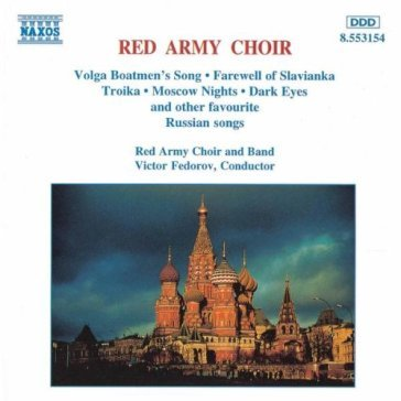 Red army choir (coro dell'armata rossa)
