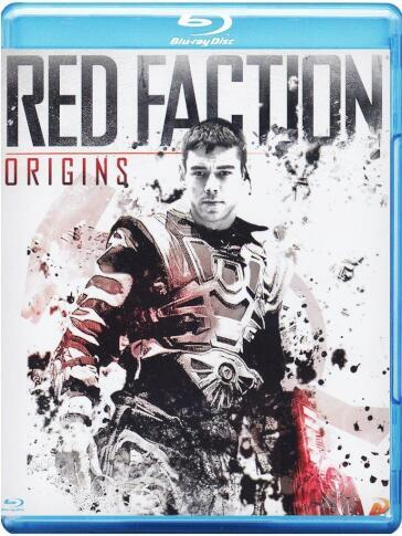 Red faction - Origins (Blu-Ray)