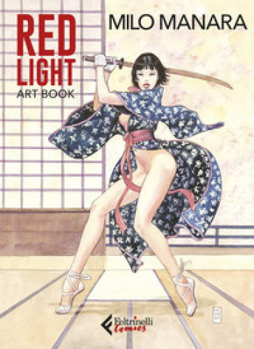 Red light. Art book. Ediz. limitata. Con Altro materiale a stampa - Milo Manara |