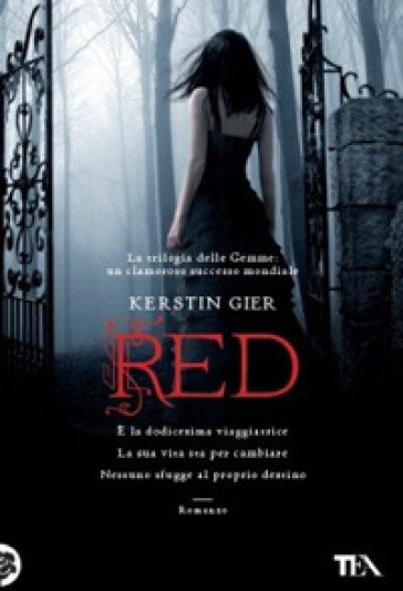 Red. La trilogia delle gemme. 1.