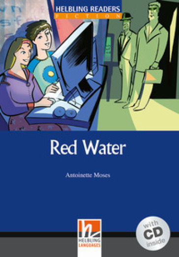 Red water. Con CD Audio