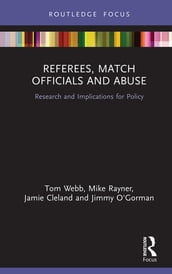 Referees, Match Officials and Abuse