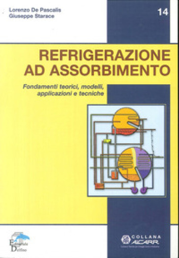 Refrigerazione ad assorbimento. Fondamenti teorici, modelli, apllicazioni tecniche - Lorenzo De Pascalis pdf epub