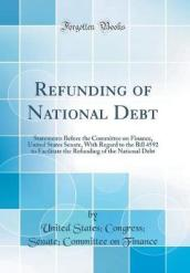 Refunding of National Debt