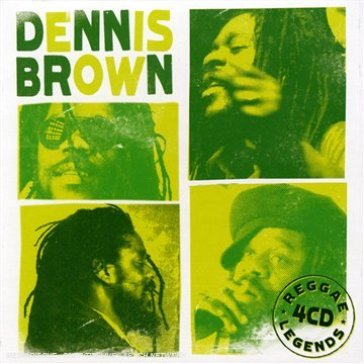 Reggae legends (box set)