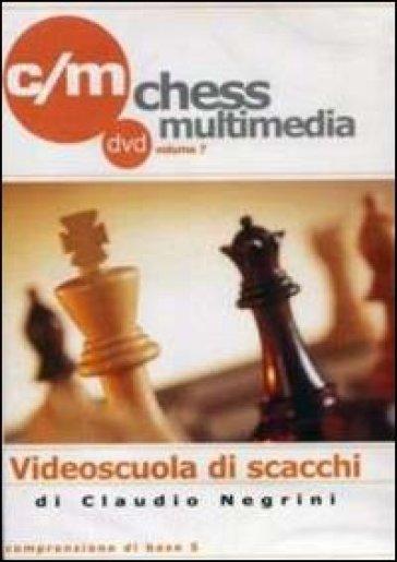 Relatività dinamico-stategica dei pezzi. L'Alfieri. Con DVD - Claudio Negrini | Rochesterscifianimecon.com