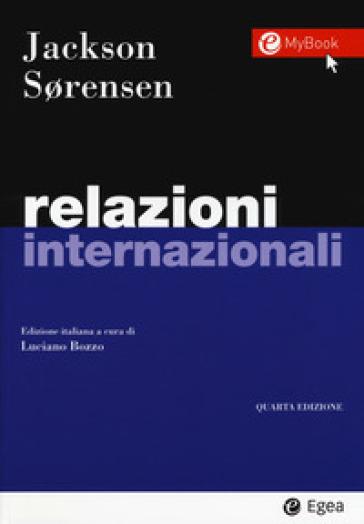 Relazioni internazionali. Con Contenuto digitale per download e accesso on line - Robert Jackson |