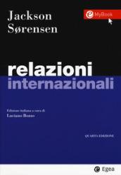 Relazioni internazionali. Con Contenuto digitale per download e accesso on line - Robert Jackson, Georg Sorensen