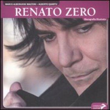 Renato Zero. Discografia illustrata. Ediz. illustrata - ALBERGHINI MALTONI/Q |