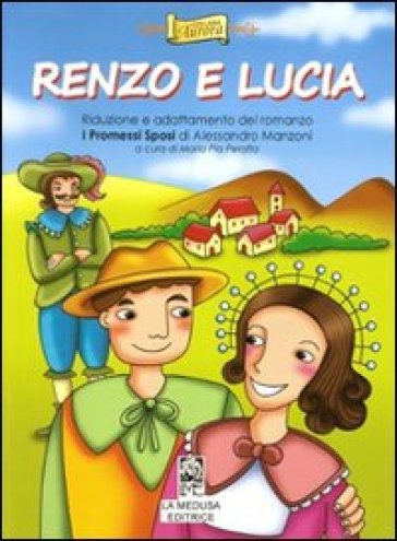 Renzo e Lucia. Con espansione online. Per la Scuola elementare. Con CD-ROM - M. Pia Peralta pdf epub