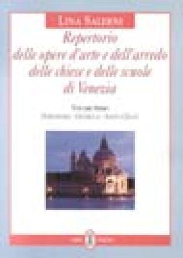 Repertorio delle opere d 39 arte e dell 39 arredo delle chiese e for Arte e arredo