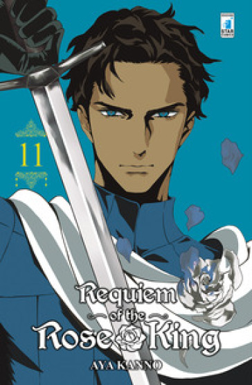 Requiem of the Rose King. 11. - Aya Kanno | Thecosgala.com