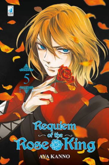 Requiem of the Rose King. 5. - Aya Kanno |