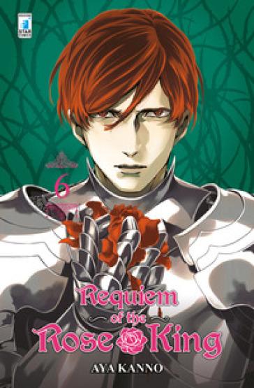 Requiem of the Rose King. 6. - Aya Kanno |