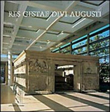 Res gestae divi Augusti - O. Rossini | Rochesterscifianimecon.com