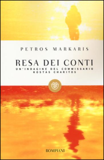 Resa dei conti - Petros Markaris  