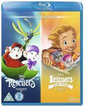 Rescuers. The / The Rescuers Down Un (Blu-Ray)