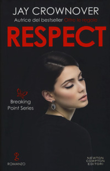 Respect. Breaking point series - Jay Crownover |