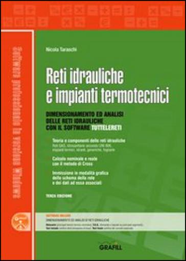 Reti idrauliche e impianti termotecnici. Con Contenuto digitale per download e accesso on line - Nicola Taraschi  