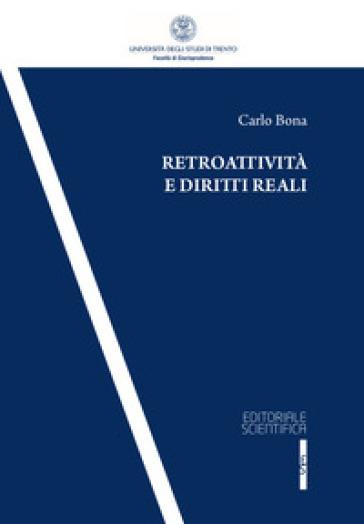 Retroattività e diritti reali