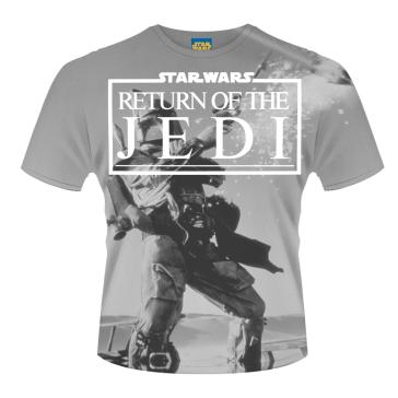 Return of the jedi (dye sub)