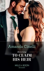 Returning To Claim His Heir (Mills & Boon Modern) (The Avelar Family Scandals, Book 2)