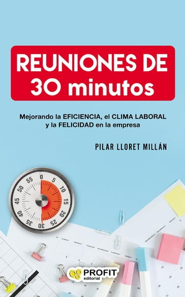 Reuniones de 30 minutos. Ebook.