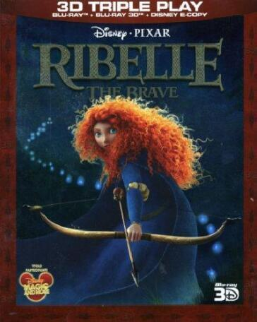 Ribelle - The brave (2 Blu-Ray)(2D+3D)