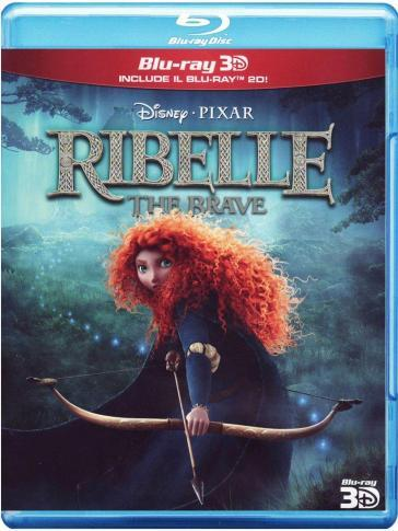 Ribelle - The brave (2 Blu-Ray)(3D+2D)