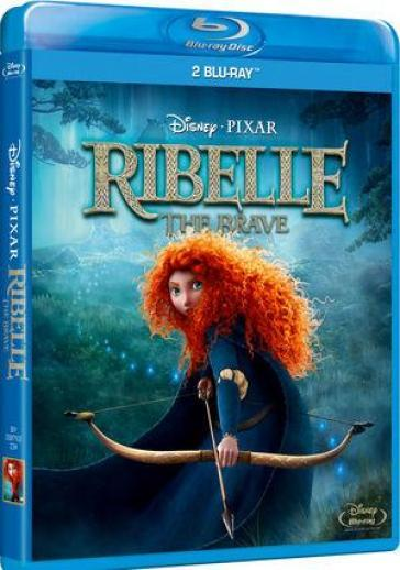 Ribelle - The brave (2 Blu-Ray)