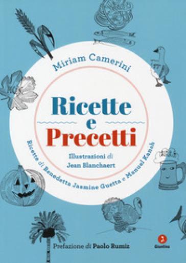 Ricette e precetti - Miriam Camerini pdf epub