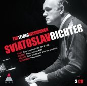 Richter plays schubert , schum