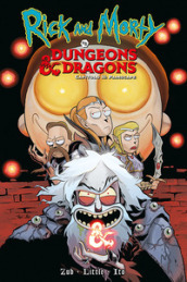 Rick and Morty vs. Dungeons & dragons. 2.