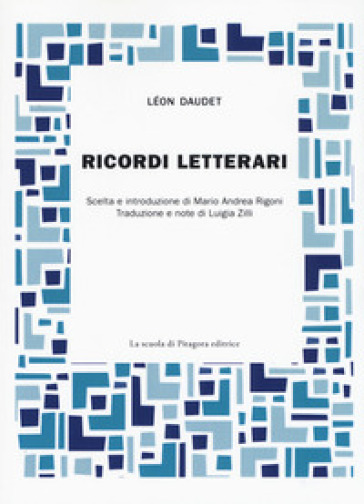 Ricordi letterari - Leon Daudet   Kritjur.org