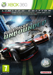 Ridge Racer Unbounded limited edition