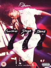 Rihanna - Rihanna 777 tour - 7countries 7days 7shows (DVD)