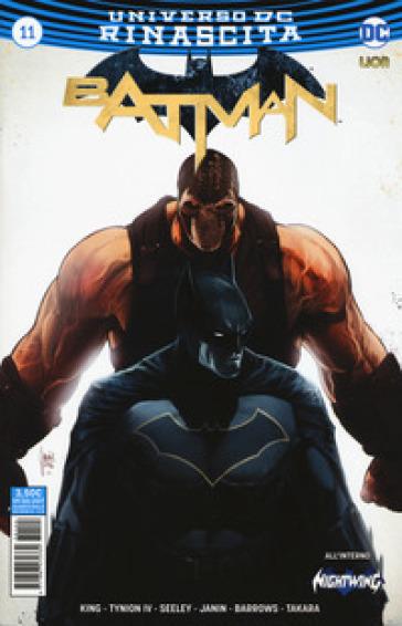 Rinascita. Batman. 11. - S. Visinoni |
