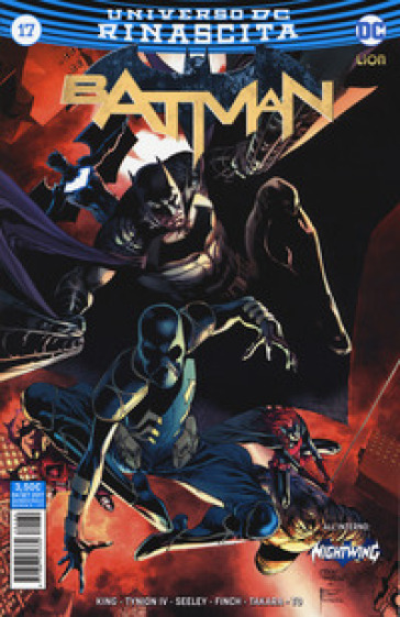 Rinascita. Batman. 17.