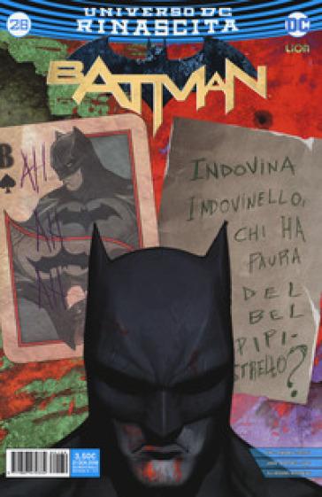 Rinascita. Batman. 26.